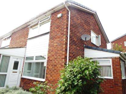 3 Bedrooms Semi Detached House for sale in Buckingham Road, Stalybridge, Greater Manchester