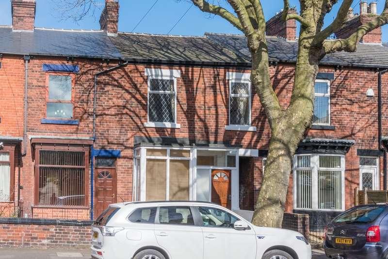 4 Bedrooms Terraced House for sale in Meersbrook Park Road, Meersbrook