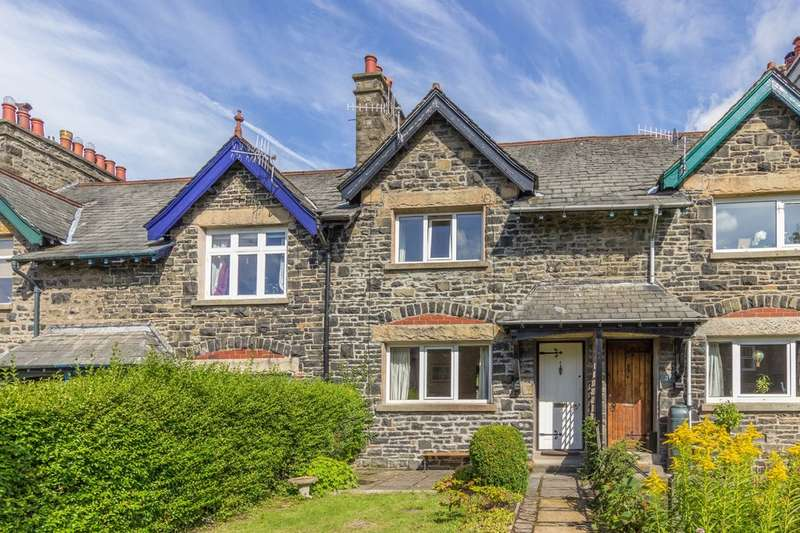 2 Bedrooms Terraced House for sale in 4 Guldrey Terrace, Sedbergh