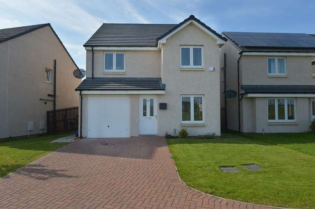 4 Bedrooms Detached House for sale in Auld Coal Terrace, Bonnyrigg, Midlothian, EH19 3JP