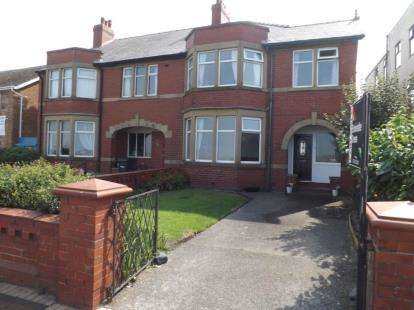 4 Bedrooms Semi Detached House for sale in Laidleys Walk, Fleetwood, Lancashire, FY7