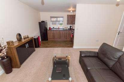 2 Bedrooms Flat for sale in Claypool Lane, Nuneaton, Warwickshire