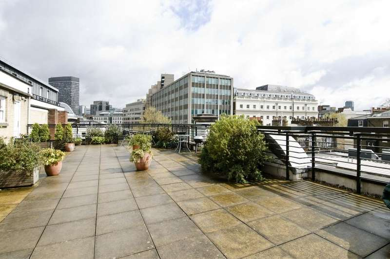 2 Bedrooms Flat for sale in Royal Belgrave House, Hugh Street, SW1V