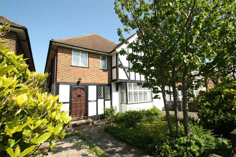 4 Bedrooms Detached House for sale in George V Avenue, West Worthing, West Sussex, BN11