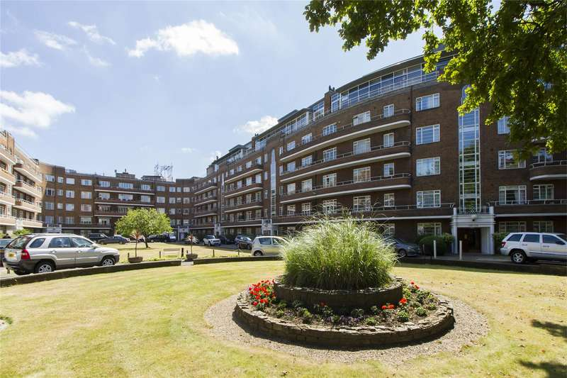 3 Bedrooms Flat for sale in Barons Keep, Gliddon Road, London, W14