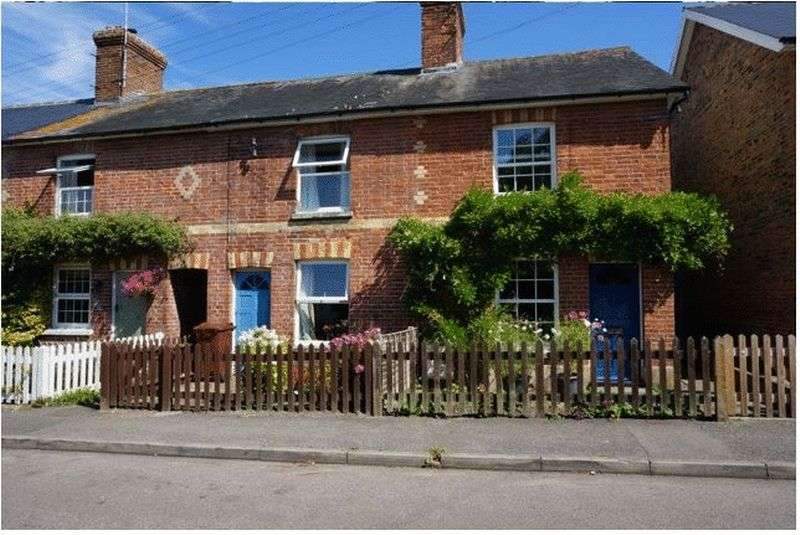 2 Bedrooms Semi Detached House for sale in Corseley Road, Tunbridge Wells