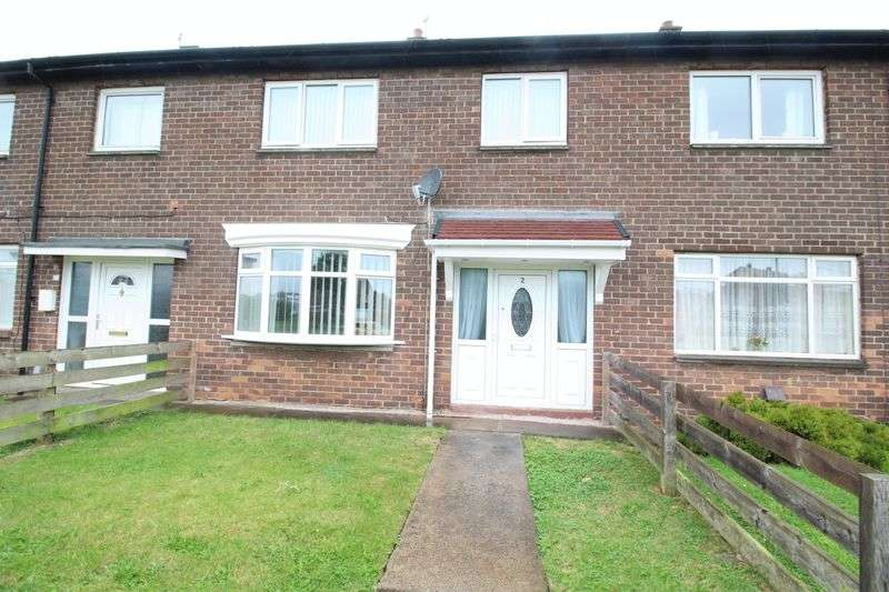 3 Bedrooms Terraced House for sale in Roselea, Jarrow