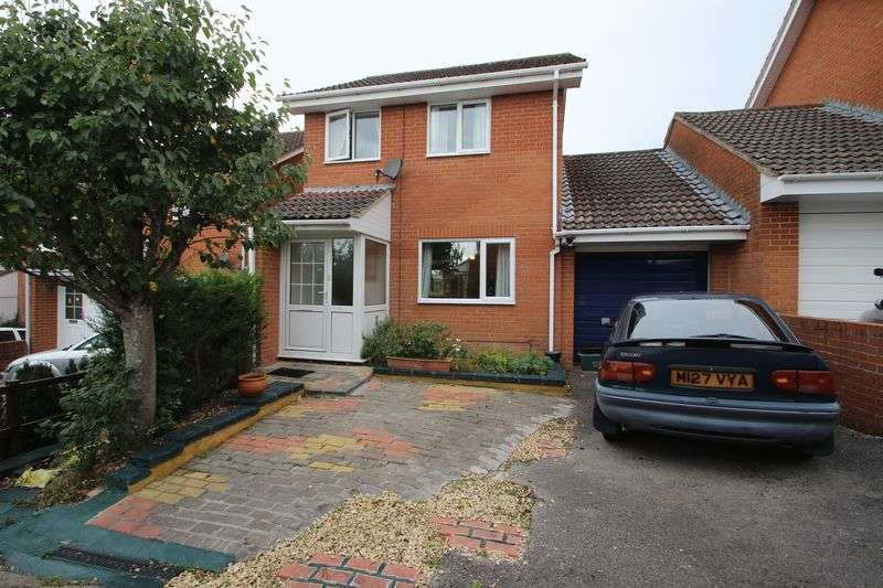 3 Bedrooms Detached House for sale in Mapstone Close, Glastonbury