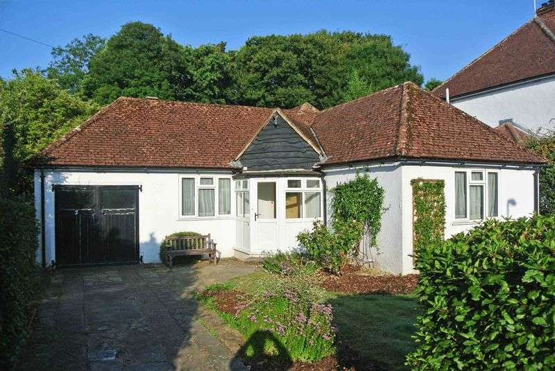2 Bedrooms Detached Bungalow for sale in Orchard Close, Canterbury