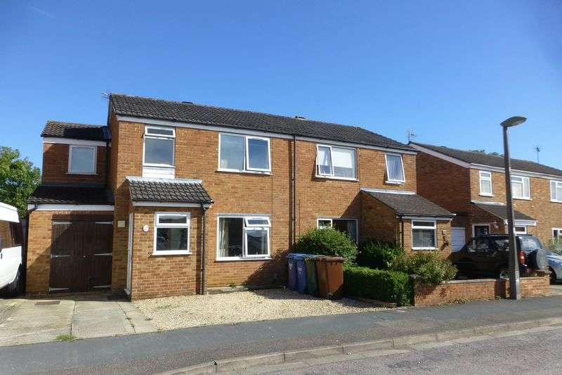 3 Bedrooms Semi Detached House for sale in Shaw Close, Bicester