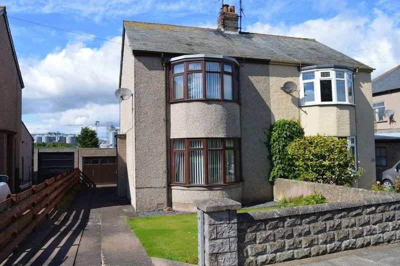 2 Bedrooms Semi Detached House for sale in 96 Shielfield Terrace, Tweedmouth, Berwick-Upon-Tweed