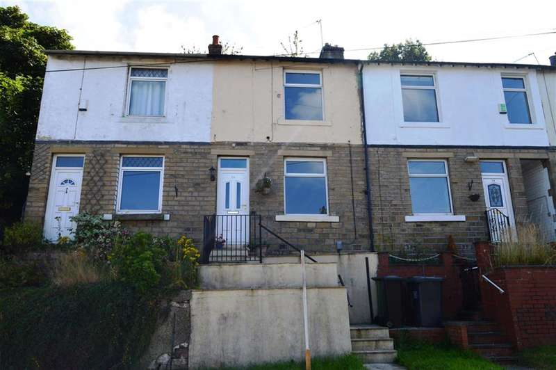 2 Bedrooms Terraced House for sale in Forest Road, Huddersfield, HD5 8EU