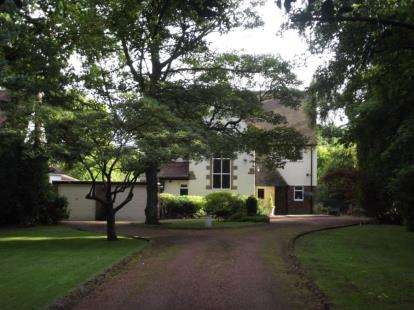 3 Bedrooms Detached House for sale in North Lodge, Chester Le Street, Durham, DH3