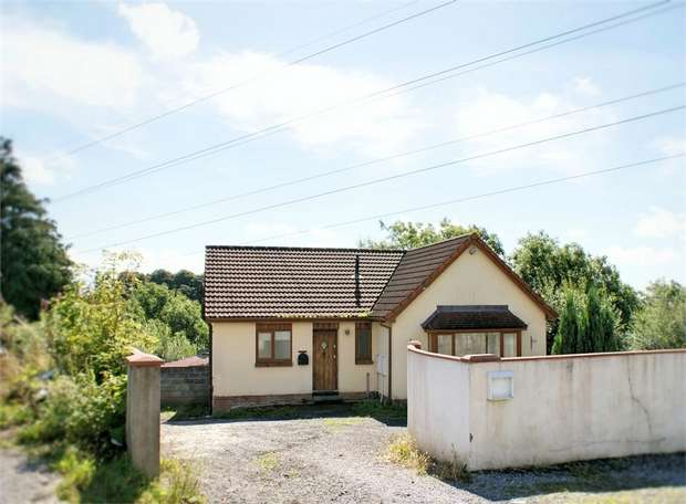 4 Bedrooms Detached House for sale in Danybanc, Llanelli, Carmarthenshire