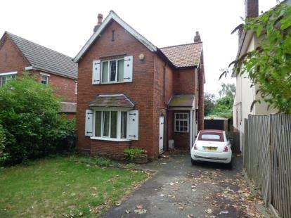3 Bedrooms Detached House for sale in Wragby Road, Lincoln, Lincolnshire