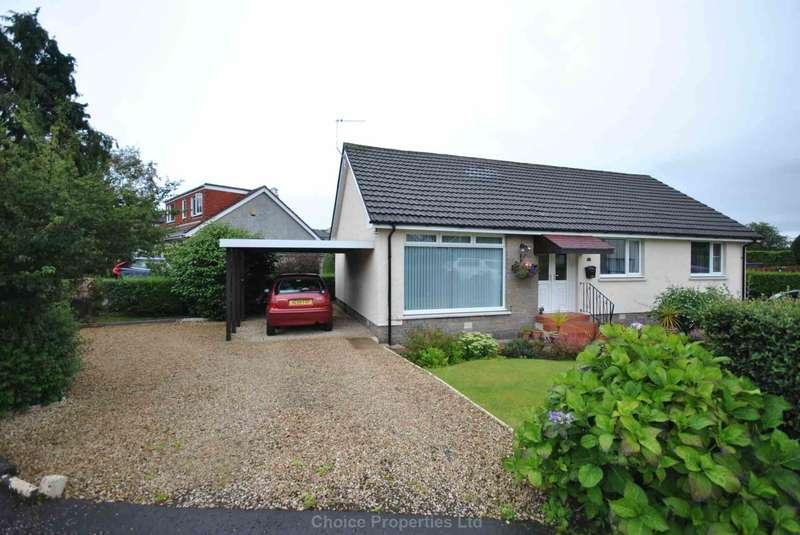 3 Bedrooms Detached Bungalow for sale in Mair Street, Newmilns, KA16 9EW