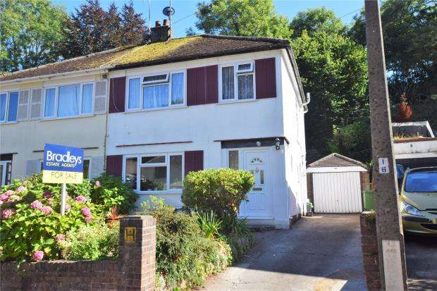 3 Bedrooms Semi Detached House for sale in Shorton Valley Road, Paignton, Devon