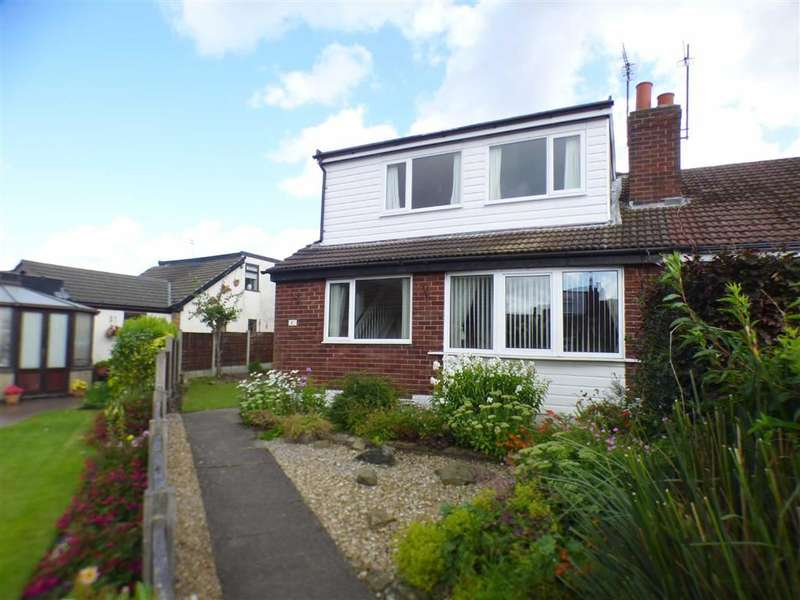 3 Bedrooms Property for sale in Mendip Close, Chadderton, Oldham, OL9