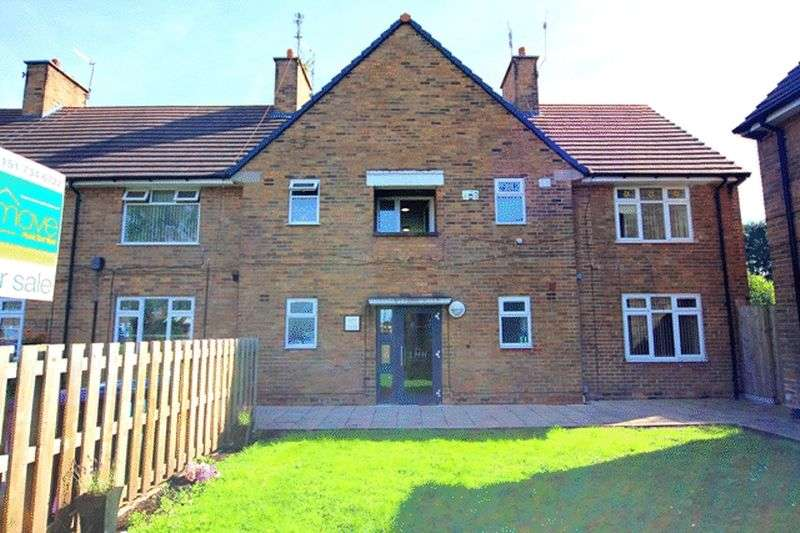 1 Bedroom Flat for sale in Hurstlyn Road, Mossley Hill, Liverpool, L18