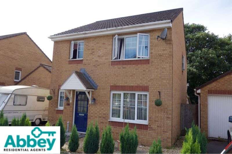 3 Bedrooms Detached House for sale in Edith Mills Close, Cwrt Penrhiwtyn, Neath, SA11 2JL