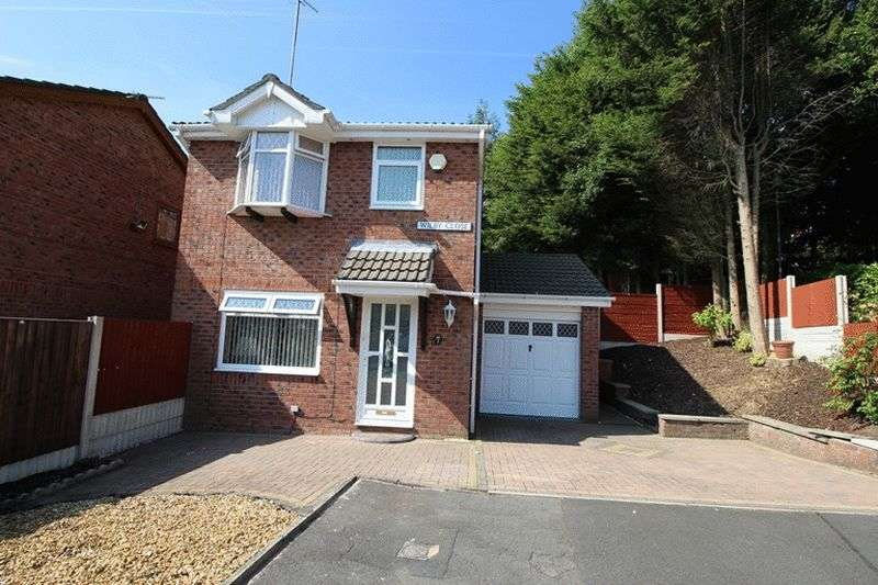 3 Bedrooms Detached House for sale in Wilby Close, Bury