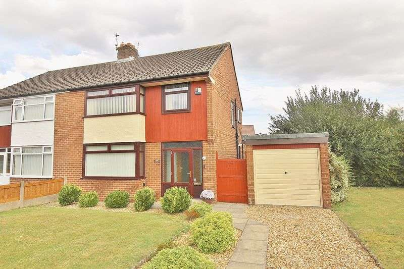 3 Bedrooms Semi Detached House for sale in Trevor Road, Ainsdale