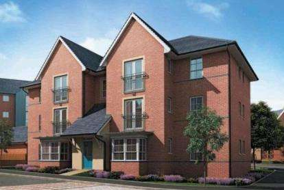 2 Bedrooms Flat for sale in City Warf, Foleshill Road, Coventry, West Midlands