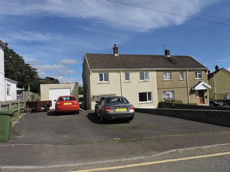3 Bedrooms Property for sale in Maesybont, Glanamman