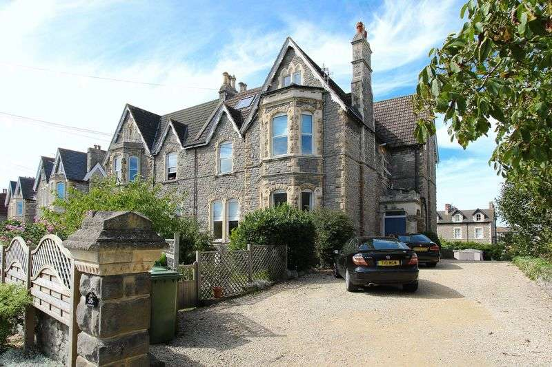 2 Bedrooms Flat for sale in Albert Road, Clevedon