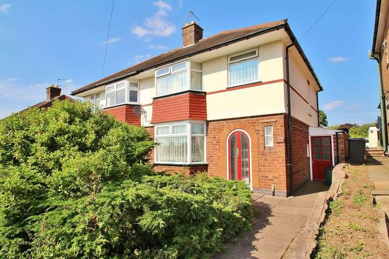 3 Bedrooms Semi Detached House for sale in Ratcliffe Road, Sileby, Leicestershire