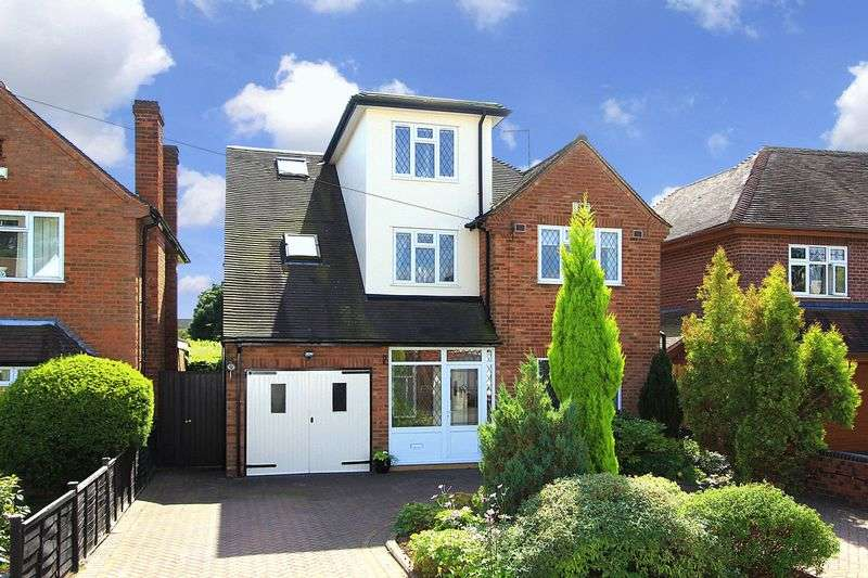 5 Bedrooms Detached House for sale in FINCHFIELD. Westfield Grove