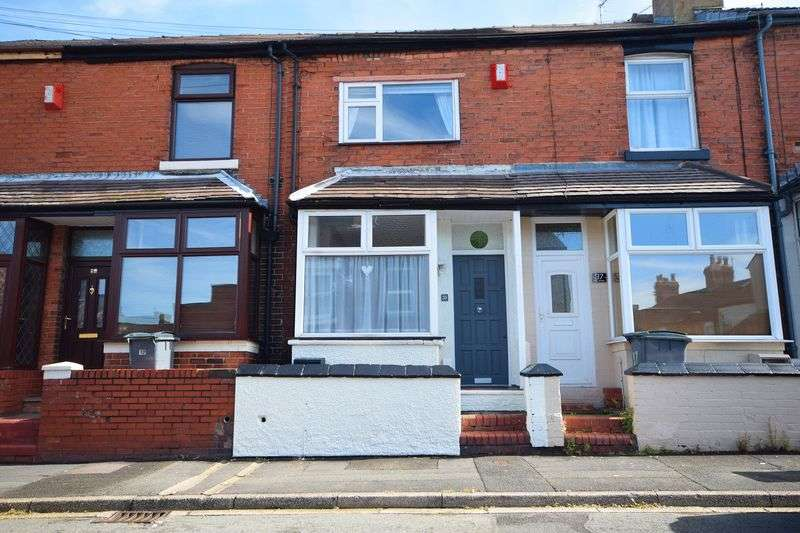 2 Bedrooms Terraced House for sale in May Street, Burslem
