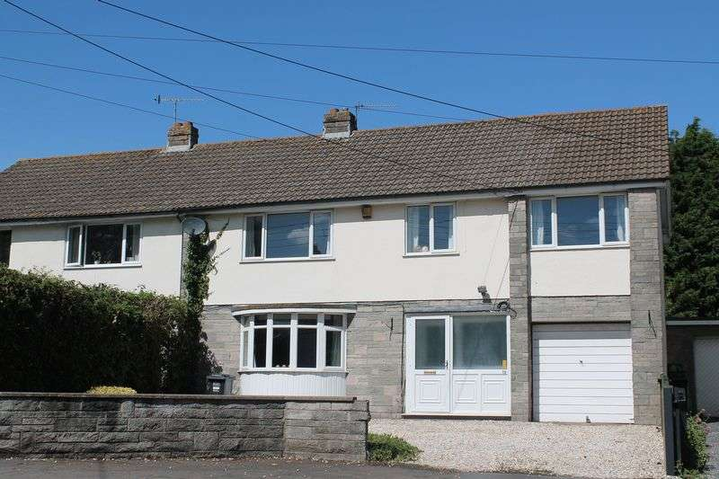 4 Bedrooms Semi Detached House for sale in High Street, Portbury