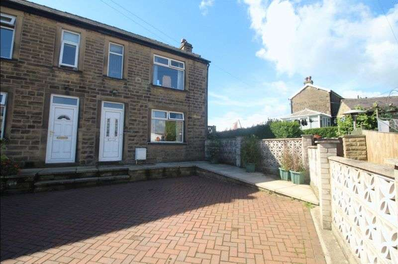 2 Bedrooms Terraced House for sale in Crosshills Mount, Greetland