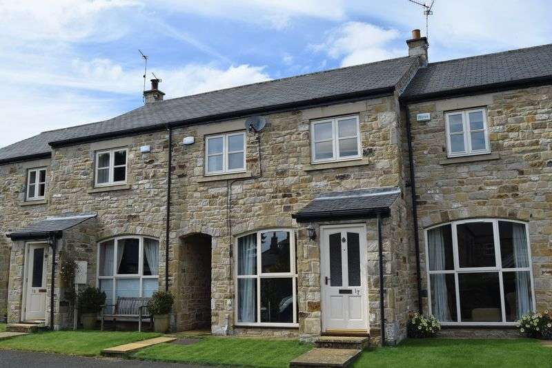 3 Bedrooms Terraced House for sale in Chishillways, Hexham