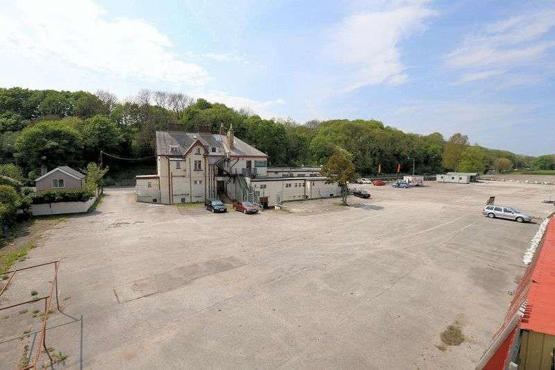 Land Commercial for sale in Main Building Split Two at Greenfield Trading Estate, Mostyn Road