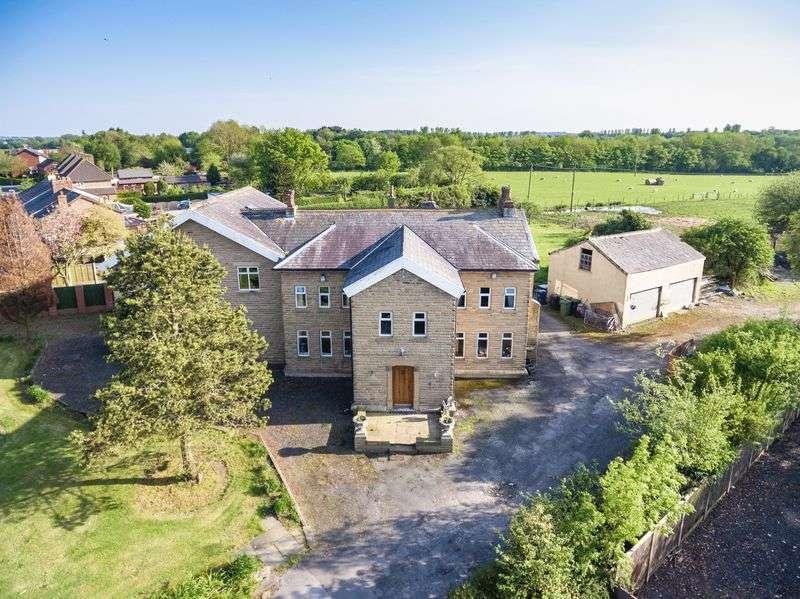 5 Bedrooms Detached House for sale in Hurlston Green Farm, Moorfield Lane, Scarisbrick, L40 8JD