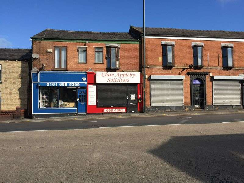 Commercial Property for sale in Oldham Road, Manchester