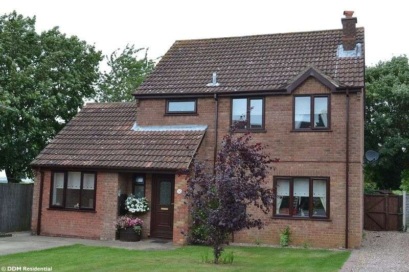 4 Bedrooms Detached House for sale in Mill View Gardens, Brigg