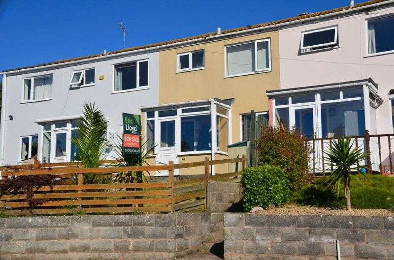 3 Bedrooms Terraced House for sale in SOUTH FURZEHAM ROAD, BRIXHAM