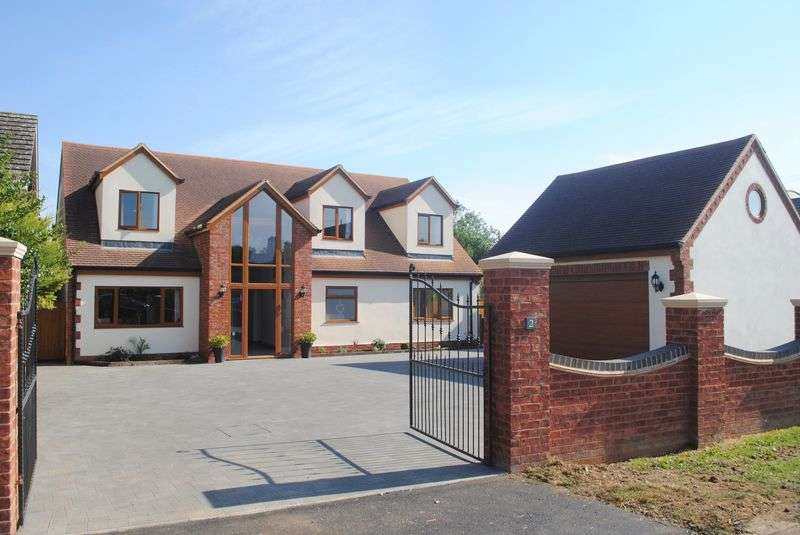 7 Bedrooms Detached House for sale in Avenue Road, Rushden