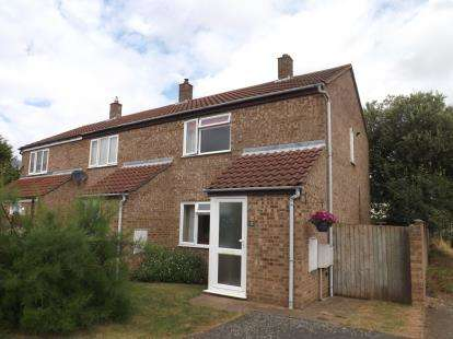 2 Bedrooms End Of Terrace House for sale in Beechside, Gamlingay, Sandy, Cambridgeshire