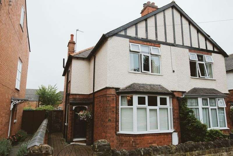3 Bedrooms Semi Detached House for sale in Highfield Road, Nottingham