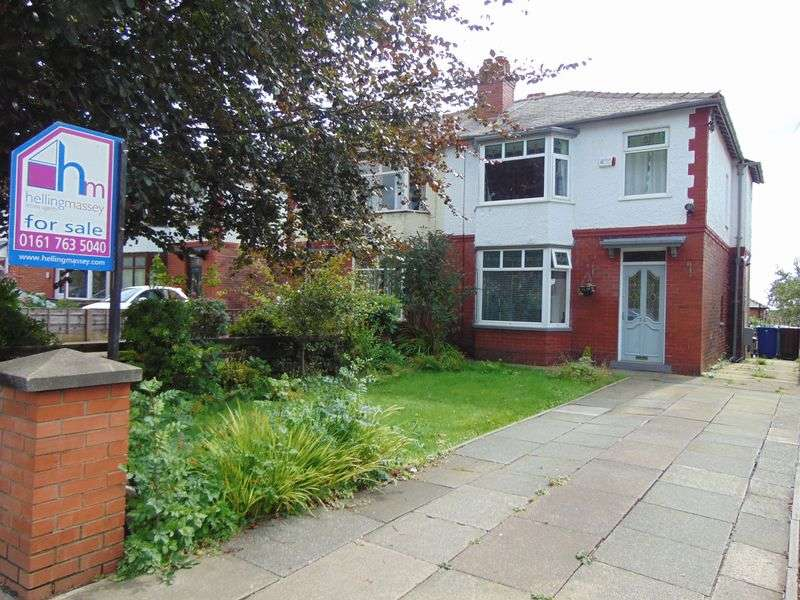 3 Bedrooms Semi Detached House for sale in Bury and Bolton Road, Radcliffe
