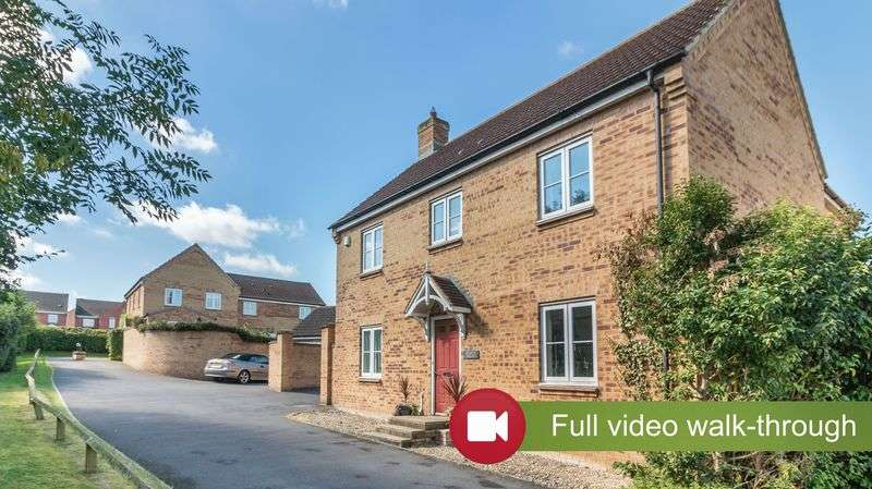 4 Bedrooms Detached House for sale in Shrewsbury Road, Yeovil