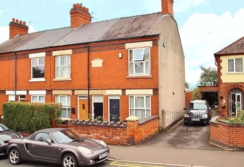 2 Bedrooms Semi Detached House for sale in Rothley Road, Mountsorrel, Leicestershire
