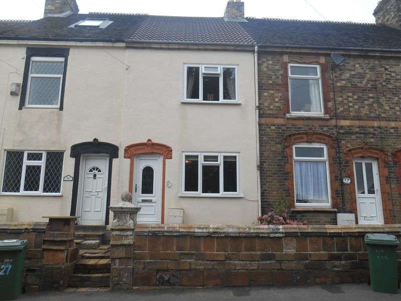 2 Bedrooms Terraced House for sale in Littleworth Road, HEDNESFORD