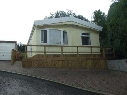 2 Bedrooms Mobile Home for sale in Bridgford Court Caravan Park, Trent Lane, East Bridgford, Nottingham