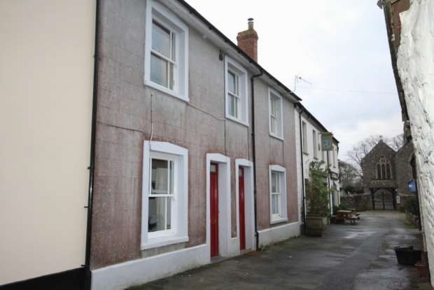 3 Bedrooms Terraced House for sale in CHURCH STREET CHULMLEIGH
