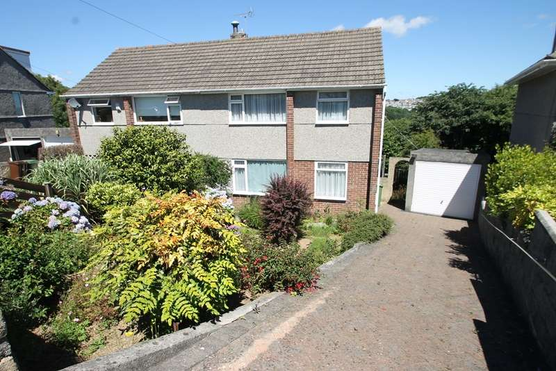 3 Bedrooms Semi Detached House for sale in Higher Compton